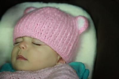 Abigail Gardner Sleeping so Peacefully