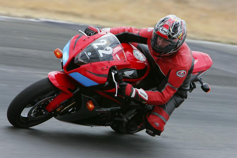 James Gardner at Thunderhill Raceway