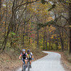 Fall Bicyclists