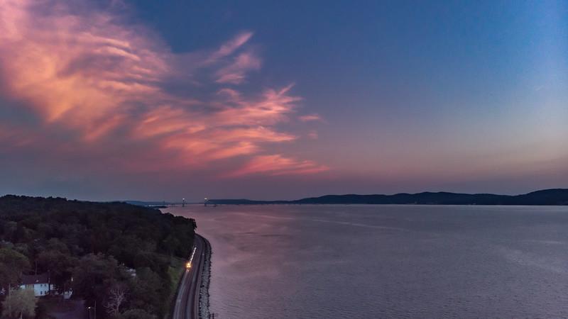 Hudson River, Scarborough NY