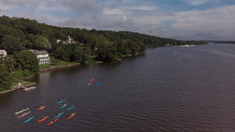 Hudson River, New Baltimore NY