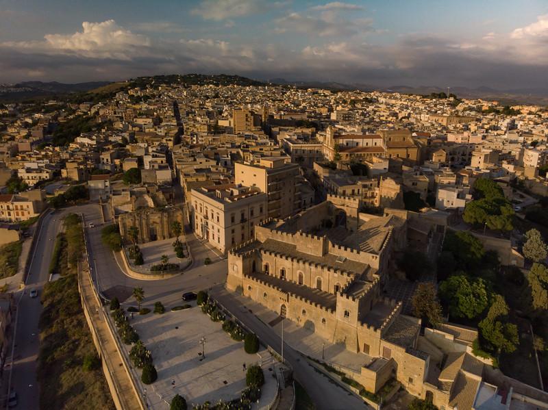 Castello Grifeo, Partanna Sicily