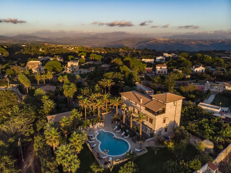 Villa Livia, Partanna Sicily