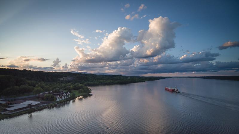 Hudson River, E Kingston NY