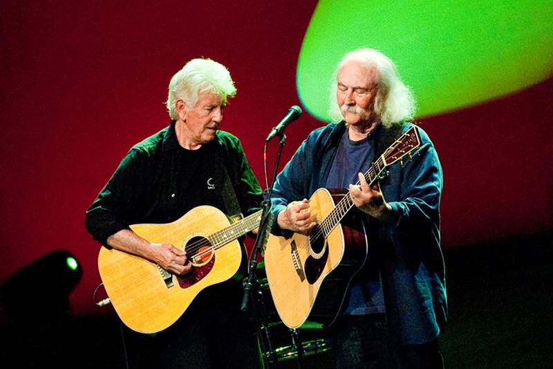 Graham Nash & David Crosby