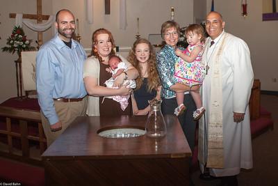 Morgan's Baptism
