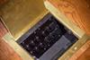Floor hatch open