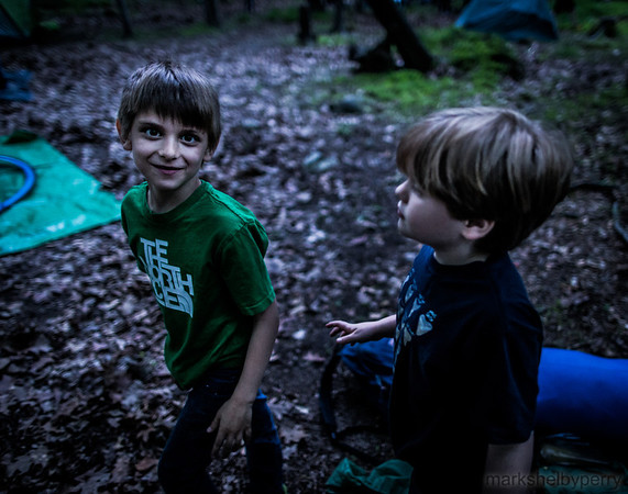 Morningside Heights Ward Father-Son Campout, June 2014