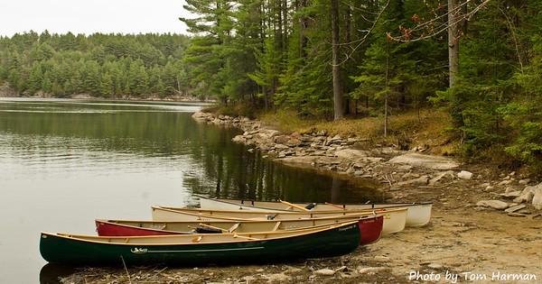 The Swift Brigade on Lone Tree Lake