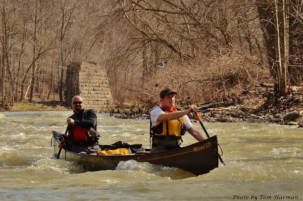 Ausable River 18-Mar-12 Photo by Tom Harman