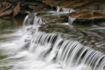 Crawdad Falls...Caesar's Creek...