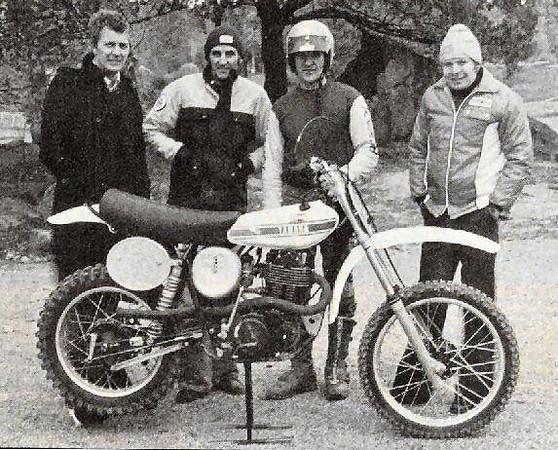 Torsten Hallmann, Sten Lundin, Bengt Aberg, Steffan Eneqvist