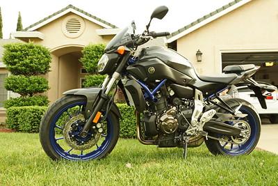 John's Yamaha FZ-07