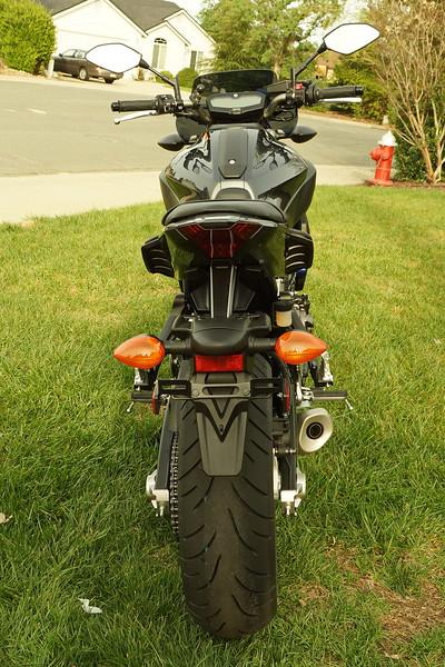 John's 2015 Yamaha FZ-07
