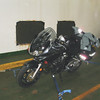 On the ferry from Nova Scotia to Newfoundland, 2004.