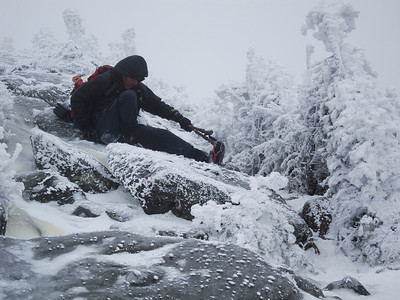 Mount Jackson 12-4-2010