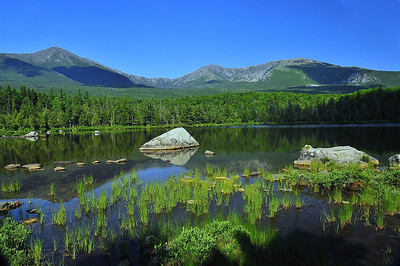 Sandy Stream Pond, Baxter State Park, Maine