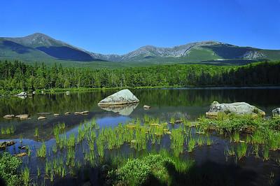 Sandy Stream Pond, Baxter State Park, Maine
