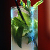 Globe/T. Rob Brown<br /> A mojito as seen Thursday evening, June 1, 2006, at Crabby's in Joplin.