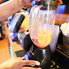 JMag/T. Rob Brown blends a margarita mix recently in the cantina at Casa Montez restaurant in Joplin.