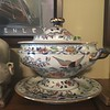 3-piece soup tureen.