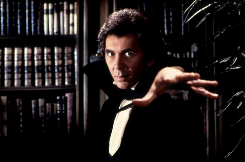 DRACULA, Frank Langella, 1979, (c) Universal Pictures / Courtesy: Everett Collection