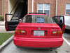 Rear view. 1994 Honda Civic EX  $1500 OBO.