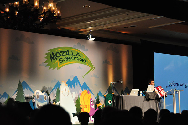Mozilla Summit Keynote 2010