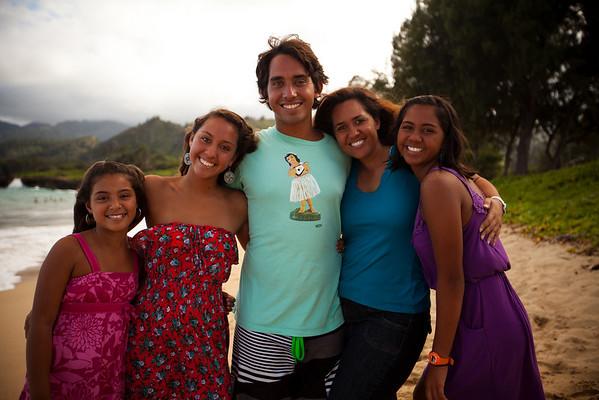 Mozo family