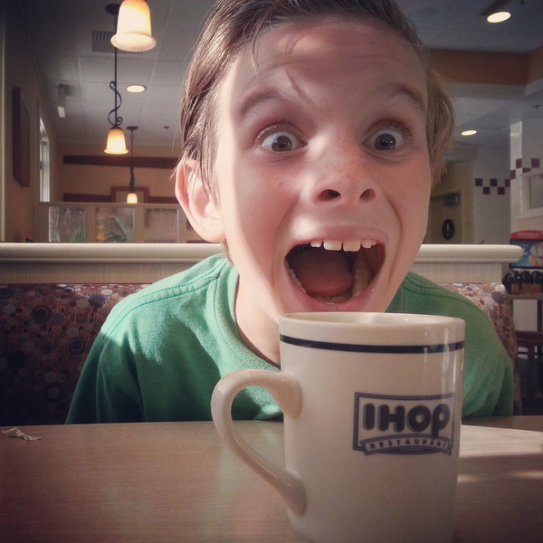 Did you say coffee? Ihop