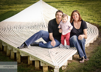 Fam on White Sculpture-