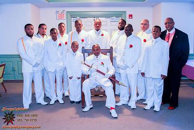 Mr. & Mrs. John Wiggins wedding 2013 sample