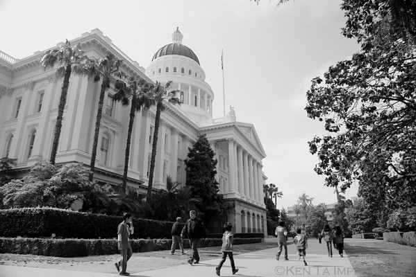 Mrs. Medal's Class Field Trip to Sacramento April 2015