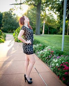 Full Length Profile Dress (1 of 1)