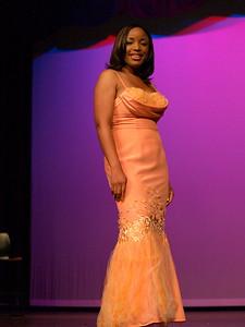 Ms./Miss Black Georgia USA 2010, Carla Hawkins