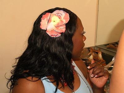 Contestant, Yolanda Gibson