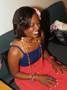 Backstage, Contestant Tracie Johnson
