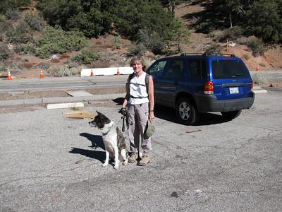 Mt Baden Powell, 11/16/2008
