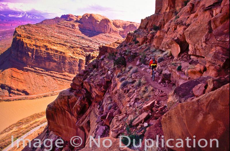Portal Trail, Moab, Utah
