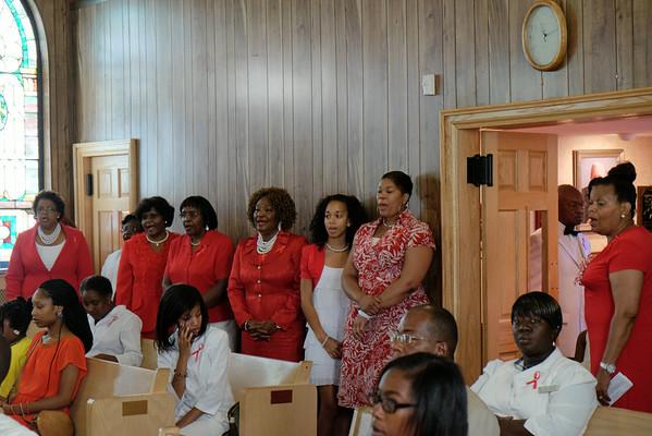 Mt. Calvary Church Anniversary-2014