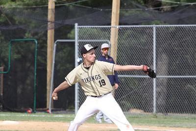 Mt. Hebron Baseball vs. Reservoir