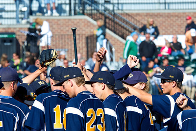 Skip Traynor - Special to the Sun Mt. Pleasant won the MHSAA Division 2 Baseball Championship with a 7-2 win over Richmond at Michigan State University Kobs Field Saturday, June 14, 2014.