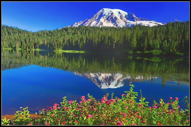 Reflection Lake View 4