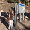 Nancy at Trailhead