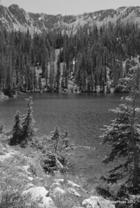 Lake Gilpin, Mt. Zirkel Wilderness