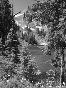 Lake Gilpin, Mt. Zirkel Wilderness