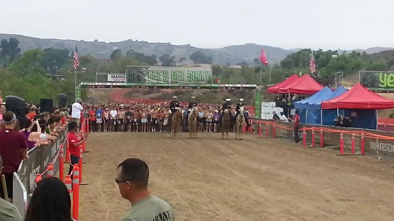 Mud run 2013 start