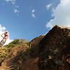 Mountain biking, northern Thailand