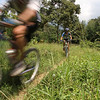 Mountain biking, Sarawak, Borneo