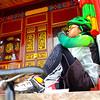 Yunnan, China, mountain biking